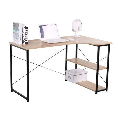 HTI-Line Eckschreibtisch »Eckschreibtisch Mona«, Schreibtisch