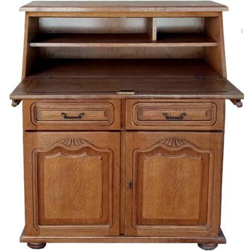 Home affaire Schreibtisch »Porto«, im Landhausstil