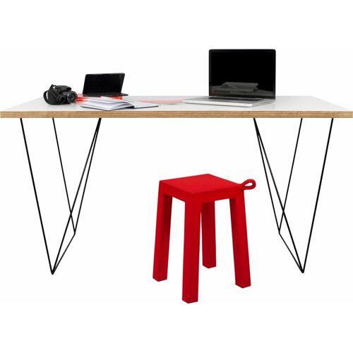 TemaHome Schreibtisch, weiß