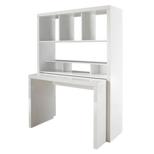 HMW Büro-Set »Danzig«, mit ausziehbarem Schreibtisch