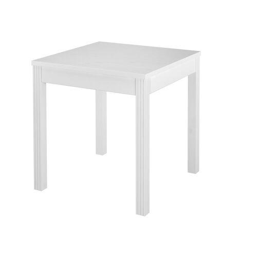 ERST-HOLZ Küchentisch »Tisch Esstisch Massivholztisch Küchentisch 90.70-50 C W«