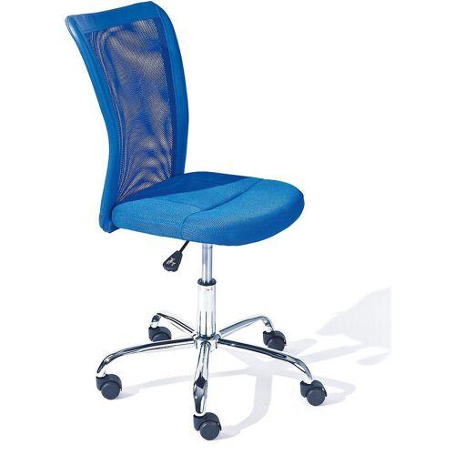 Inter Link Schreibtischstuhl »Drehstuhl AIKE, blau«, blau