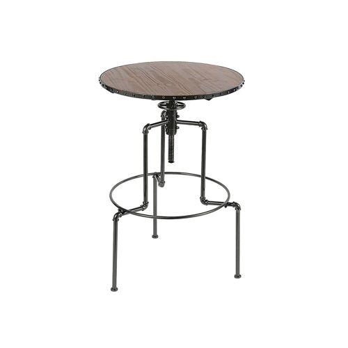 HTI-Living Bartisch »Holztisch zum drehen«