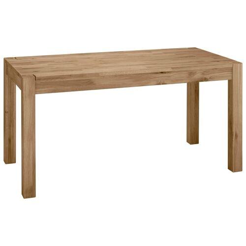 Schreibtisch »Simone«, Wildeiche