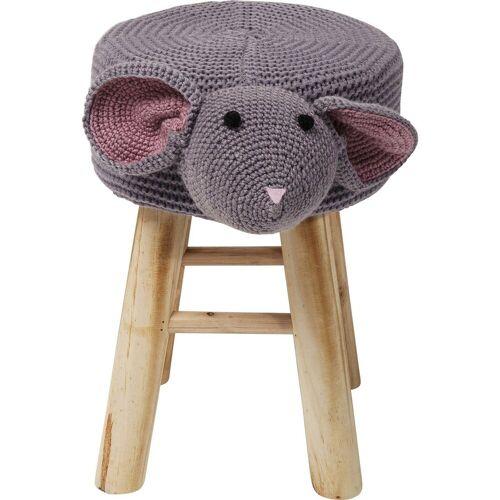 KARE Sitzbank »Hocker Funny Mouse«