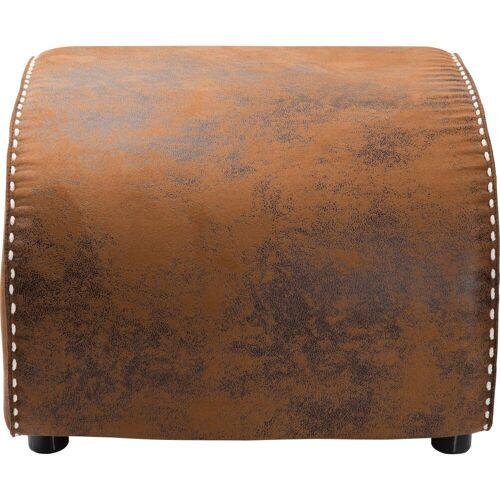 KARE Sitzbank »Hocker Ritmo Vintage Eco«
