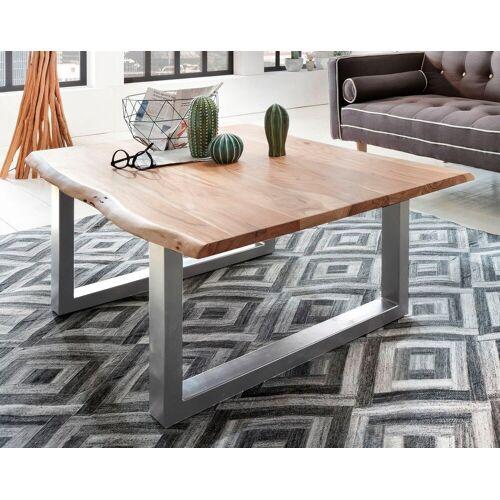 SIT Couchtisch »Tables&Tops«, mit silbernem Kufengestell