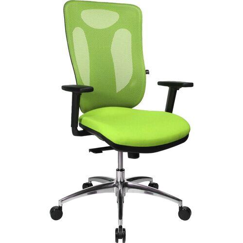 TOPSTAR Bürostuhl »Sitness Net Pro 100«, apfelgrün/apfelgrün