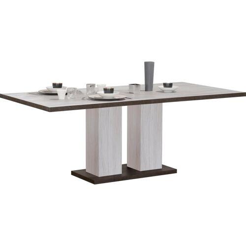 S.C.I.A.E. Tisch »Tana«, Olban Ok Holzdekor