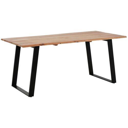 Quadrato Esstisch »Cantu«, aus Massivholz