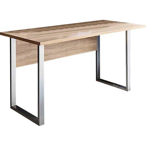 BMG Schreibtisch »Tabor« (4-St), eiche sonoma/grau   Eiche Sonoma
