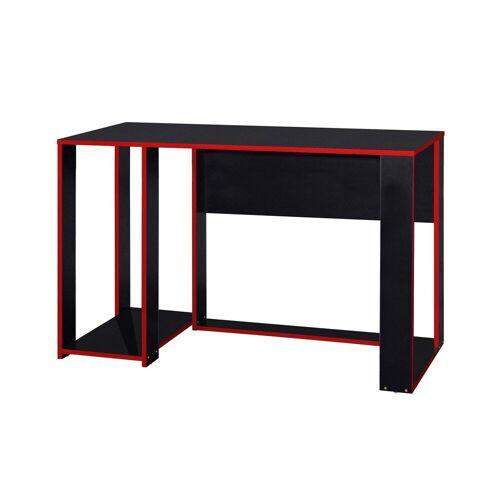 HTI-Line Schreibtisch »Schreibtisch Gamer«, Schreibtisch, Rot