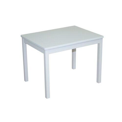 Roba® Tisch »Kindertisch, weiß«, für Kinder