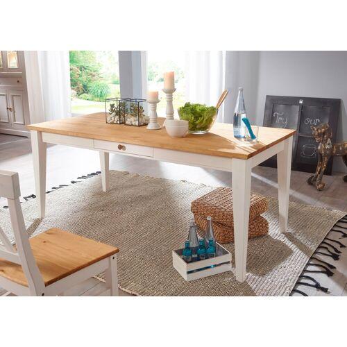 Home affaire Esstisch »Marissa«, Landhaus-Design pur