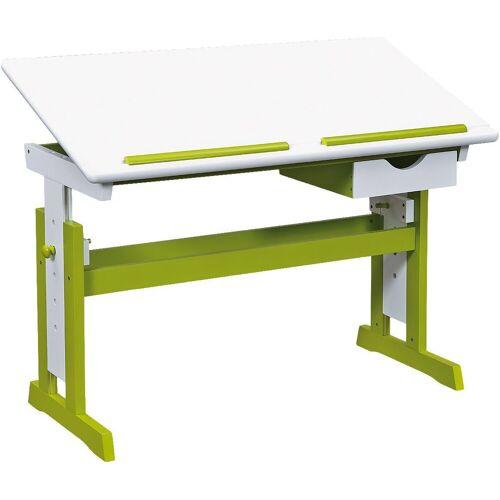 MyToys-COLLECTION Schreibtisch, grün/weiß