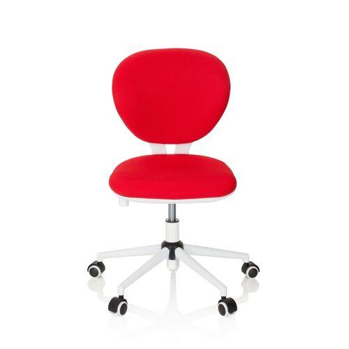 hjh OFFICE Drehstuhl »Kinderdrehstuhl KID VIVO«, Rot