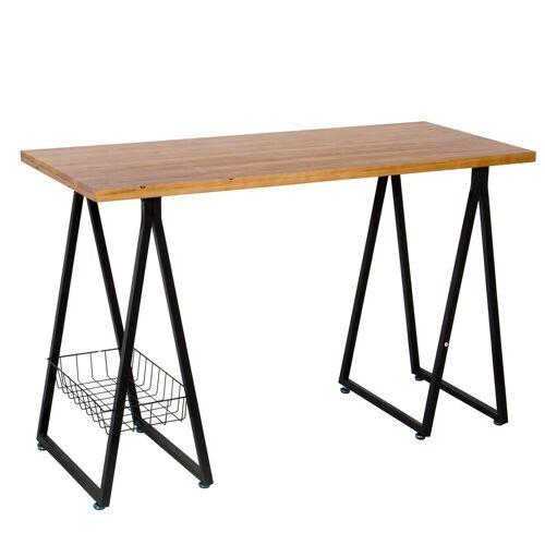 HTI-Line Schreibtisch »Schreibtisch Brick«, Schreibtisch