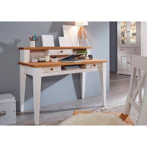 Home affaire Schreibtisch »Marissa«, Landhaus-Design pur