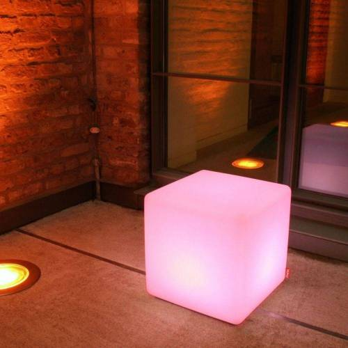 Moree Stehlampe »Cube Outdoor LED«
