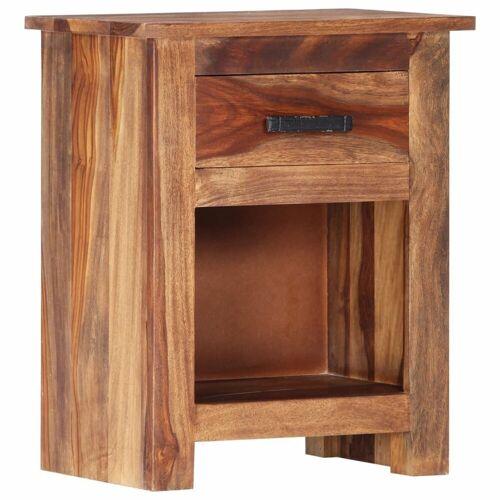 vidaXL Nachttisch »Nachttisch 40×30×50 cm Massivholz«