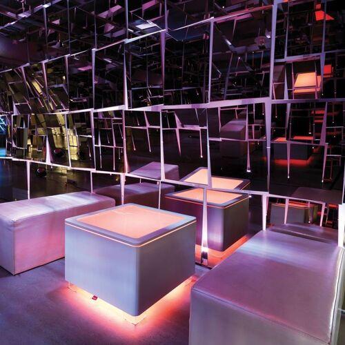 Moree LED Stehlampe »Ora LED Tisch mit Akku Weiß Tische«