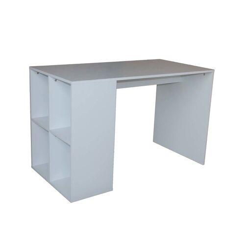 HTI-Line Regal-Schreibtisch »Schreibtisch Thekla Weiß«, Schreibtisch