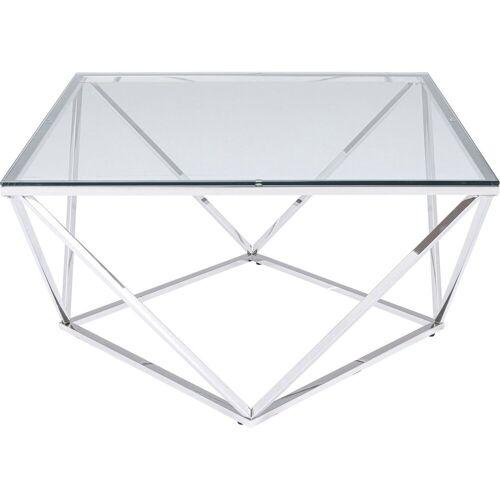 KARE Couchtisch »Couchtisch Cristallo 80x80cm«