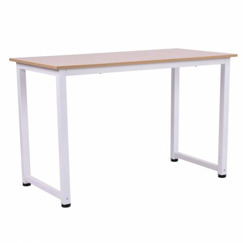 HOMCOM Schreibtisch »Schreibtisch«, weiß