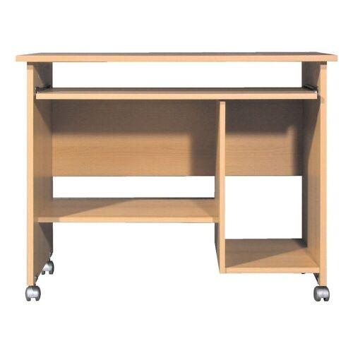 GERMANIA Computertisch, 90 cm, buche