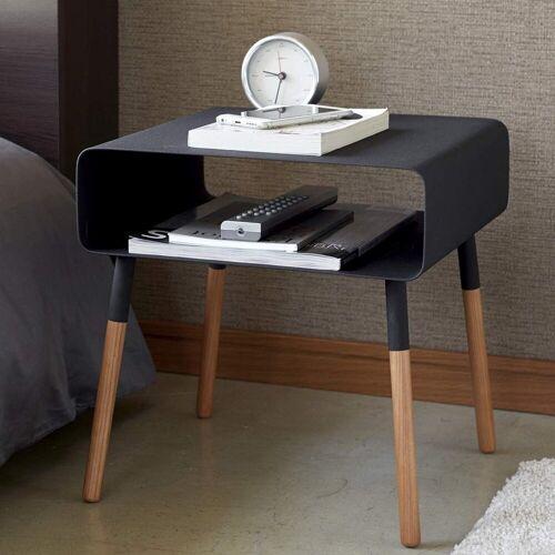 Yamazaki Beistelltisch »Plain«, Beistelltisch, Sofatisch, Nachttisch, schwarz