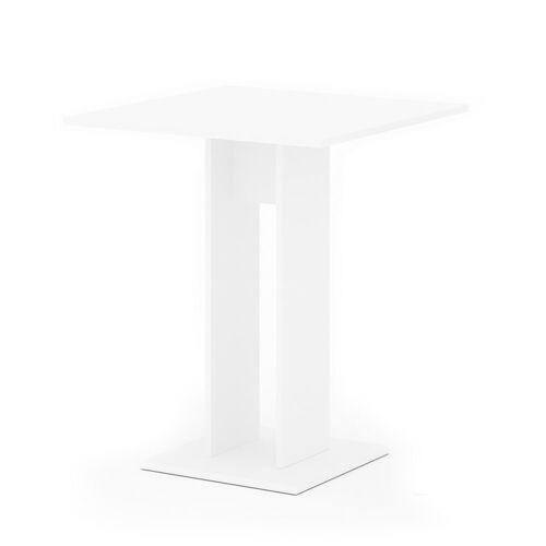 Vicco Säulen-Esstisch »Esstisch EWERT Küchentisch Esszimmer Tisch Säulentisch weiß 65x65 cm«