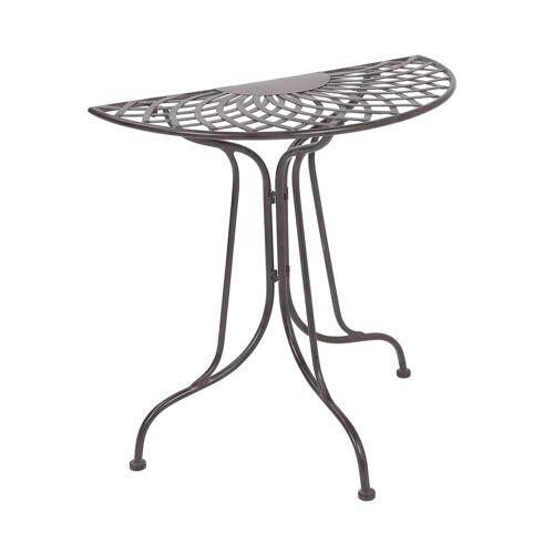 BUTLERS Gartentisch »MANDALA GARDEN Tisch halbrund«
