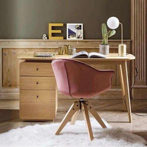 Schreibtisch »Goa«, im skandinavischen Design, Breite 144 cm