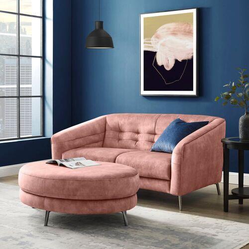 INOSIGN Hocker »Auriol«, rosa