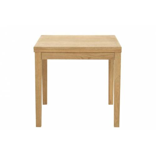 ebuy24 Esstisch »Jack Esszimmertisch als Klapptisch 80x80 bis 160 c«