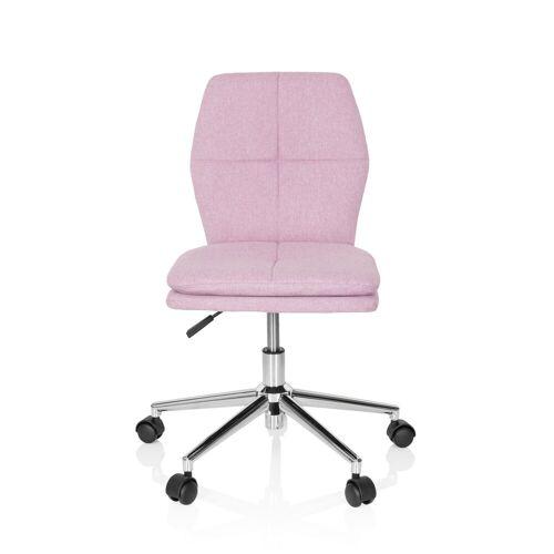 hjh OFFICE Drehstuhl »Kinderdrehstuhl JOY I«, Rosa