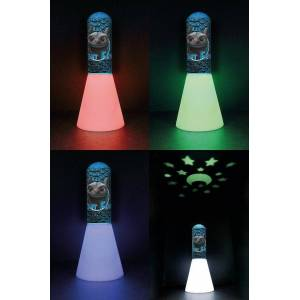 Joy Toy Nachtlicht »Dragons 3 in 1 magisches Schlummerlicht«