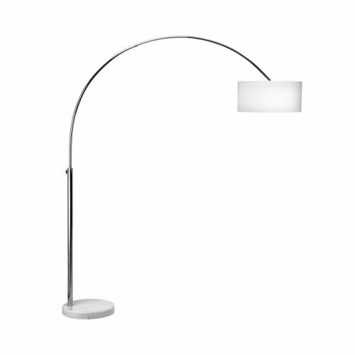 BUTLERS Stehlampe »BOW«, Weiß