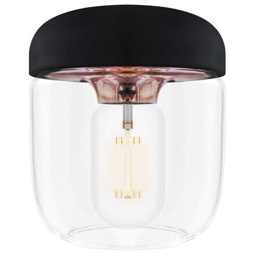 Umage Lampenschirm »/ VITA Acorn Lampenschirm schwarz + Kupfer poliert 14 x 14 x 16 cm Lampe«
