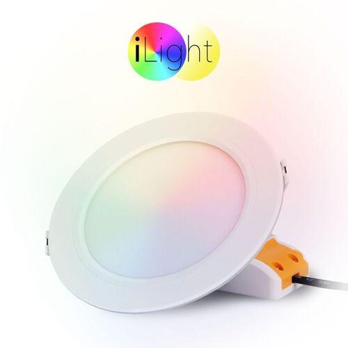 s.LUCE LED Einbaustrahler »iLight LED Panel RGB«