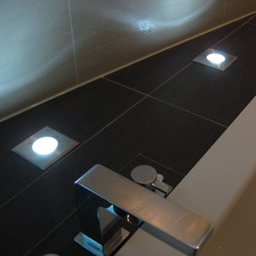s.LUCE LED Gartenleuchte »Level Edelstahl eckig IP67«
