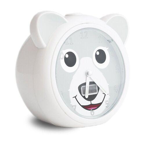 ZaZu Radiowecker »Schlaftrainer und Wecker Bobby der Bär«
