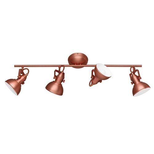 TRIO Leuchten Deckenstrahler »GINA«, Deckenlampe, kupfer