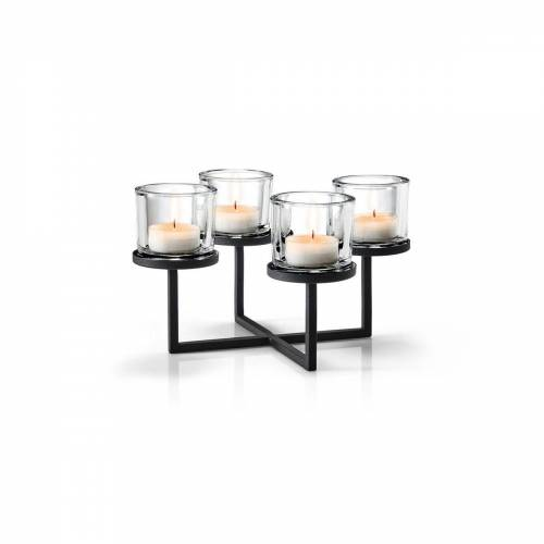 BLOMUS Kerzenhalter »Kerzenleuchter NERO«
