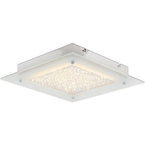 näve LED Deckenleuchte »Kristall«, LED Deckenlampe