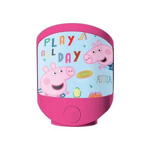 Peppa Pig Nachtlicht »Nachtlicht«, pink/blau
