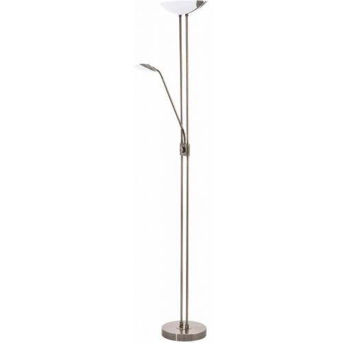 EGLO LED Stehlampe »BAYA LED«, edelstahlfarben