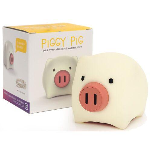 NIERMANN Nachtlicht »Nachtlicht - Piggy Pig«