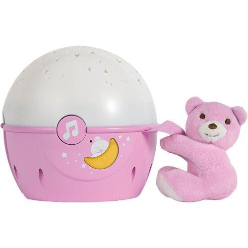 Chicco Nachtlicht »Projektor Next 2 Stars, rosa«, rosa