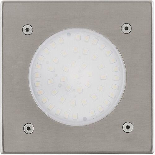 EGLO LED Einbauleuchte »LAMEDO«, LED Bodeneinbauleuchte - Outdoor